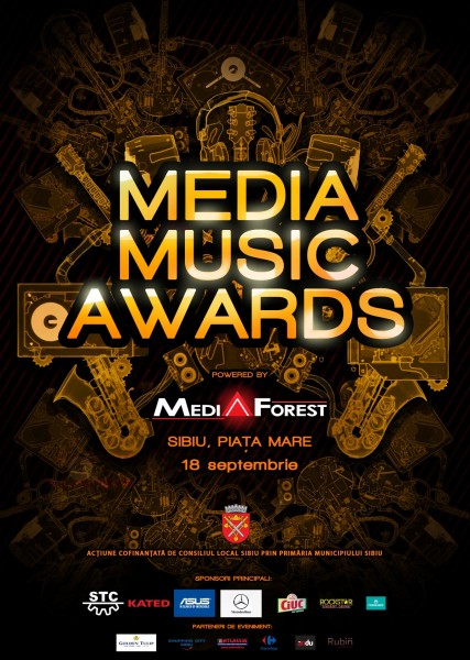 media music awards 2014